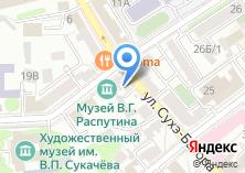 Компания «НУБУК» на карте