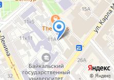 Компания «ВСТ-ТУР» на карте