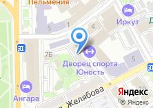 Компания «Нотариус Рябова Л.И» на карте