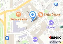 Компания «STAGE ACTION» на карте