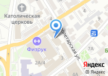Компания «Адвокатский кабинет Рамкуловой А.Н» на карте