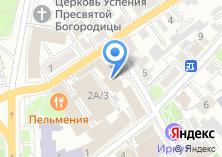 Компания «Мировые судьи Кировского района г. Иркутска» на карте