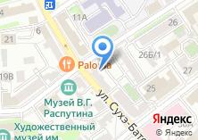 Компания «Нотариус Шевчук Г.А» на карте