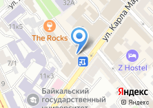 Компания «Инструмент-Профи торговая сеть» на карте