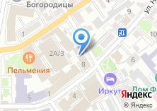 Компания «МС клиник» на карте