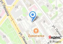 Компания «Альянс Франсез Иркутск» на карте