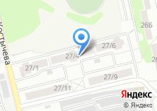 Компания «Строящийся жилой дом по ул. Костычева» на карте
