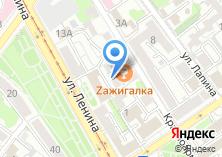 Компания «Приморская» на карте