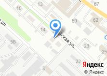 Компания «Город Иркутск» на карте