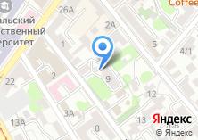 Компания «Эксперт-Сибирь» на карте