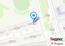 Компания «IRON GYM» на карте