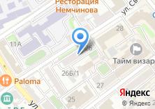 Компания «Иркутское бюро путешествий и экскурсий» на карте