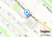Компания «Аварийная автомобильная ассоциация» на карте