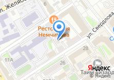 Компания «Музей связи» на карте