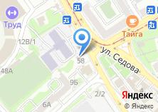 Компания «Бери Рубли» на карте