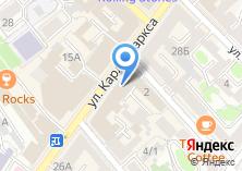 Компания «Арбитр АНО» на карте