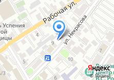 Компания «Фирма ТРАНСПРОЕКТ» на карте