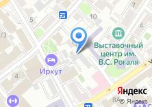 Компания «Сибирский нефрит» на карте
