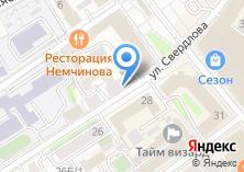 Компания «Иркутский центр восстановительной медицины» на карте