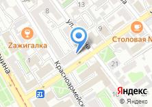Компания «Торговая лавка» на карте