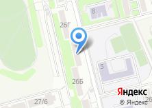Компания «Участковый пункт полиции №2 2 отдел полиции» на карте