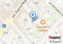 Компания «СибРегионТорг» на карте