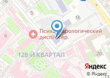 Компания «Иркутский базовый медицинский колледж» на карте