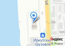 Компания «ЛЮКСервис» на карте