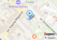 Компания «ТеплоЭнергоСервис г. Иркутска» на карте
