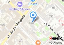 Компания «Муниципальное унитарное аварийно-техническое предприятие г. Иркутска» на карте