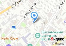 Компания «Байкал Телепорт» на карте
