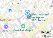 Компания «Художественная мастерская Ивана Вычугжанина» на карте