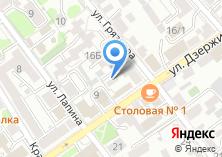 Компания «МеталлТорг-Сибирь» на карте