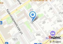 Компания «ДомМой» на карте