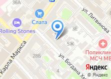 Компания «Сибирская Акция Врачей» на карте