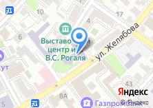 Компания «Пластпром» на карте