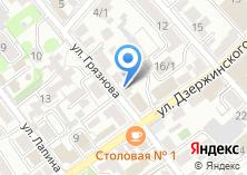 Компания «СК Молодежный» на карте