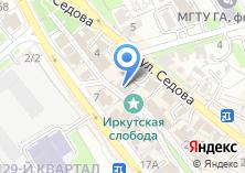 Компания «Купеческий Дворъ» на карте