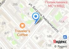 Компания «МКК ГОЛДКРЕДИТ» на карте