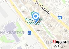 Компания «СитиСтрой» на карте