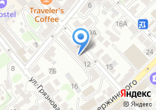 Компания «Kosmoteros prof торговая компания» на карте