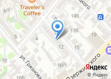 Компания «Доктор+» на карте