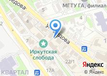 Компания «Ложка Мёда» на карте
