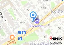 Компания «Ректайм» на карте
