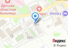 Компания «DOM CVETOV» на карте