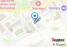 Компания «Строящийся жилой дом по ул. Кожова» на карте