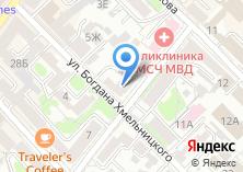 Компания «Строящееся административное здание по ул. Пионерский пер» на карте
