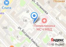 Компания «Агентство системного консультирования» на карте