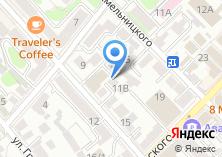 Компания «Фруктовая орбита торговая компания» на карте