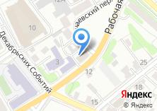 Компания «СтройСервис-Сибирь» на карте